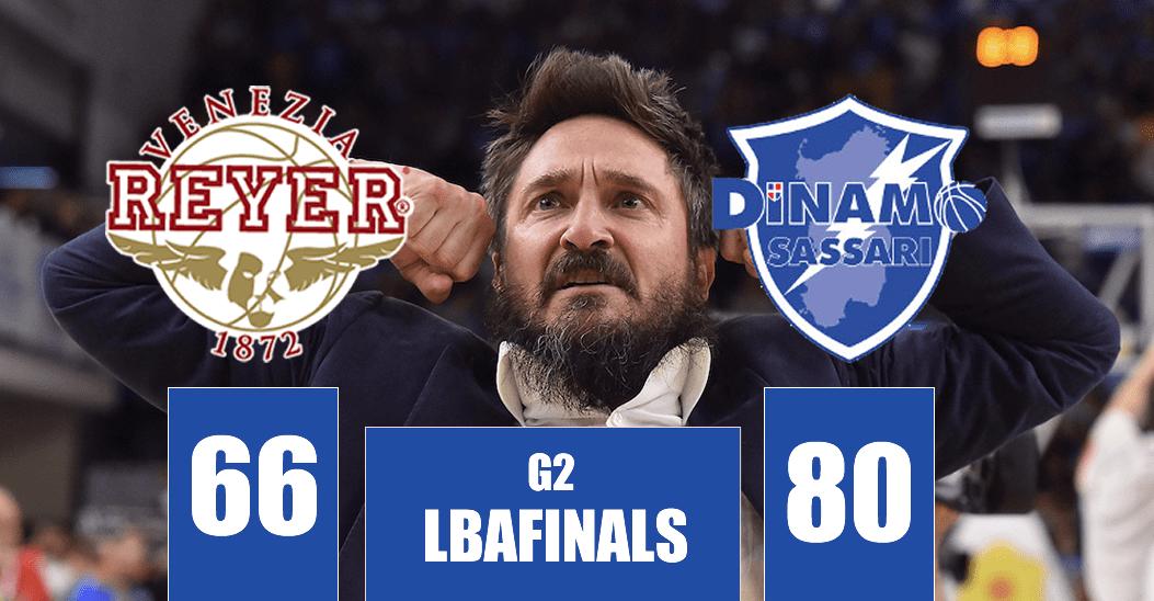 Nell'inferno del Taliercio la Dinamo pareggia la serie di finale