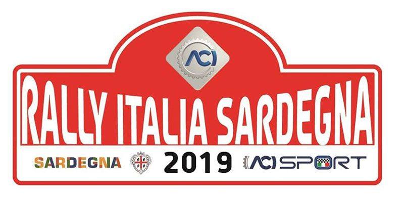 Rally Italia Sardegna 2019 logo