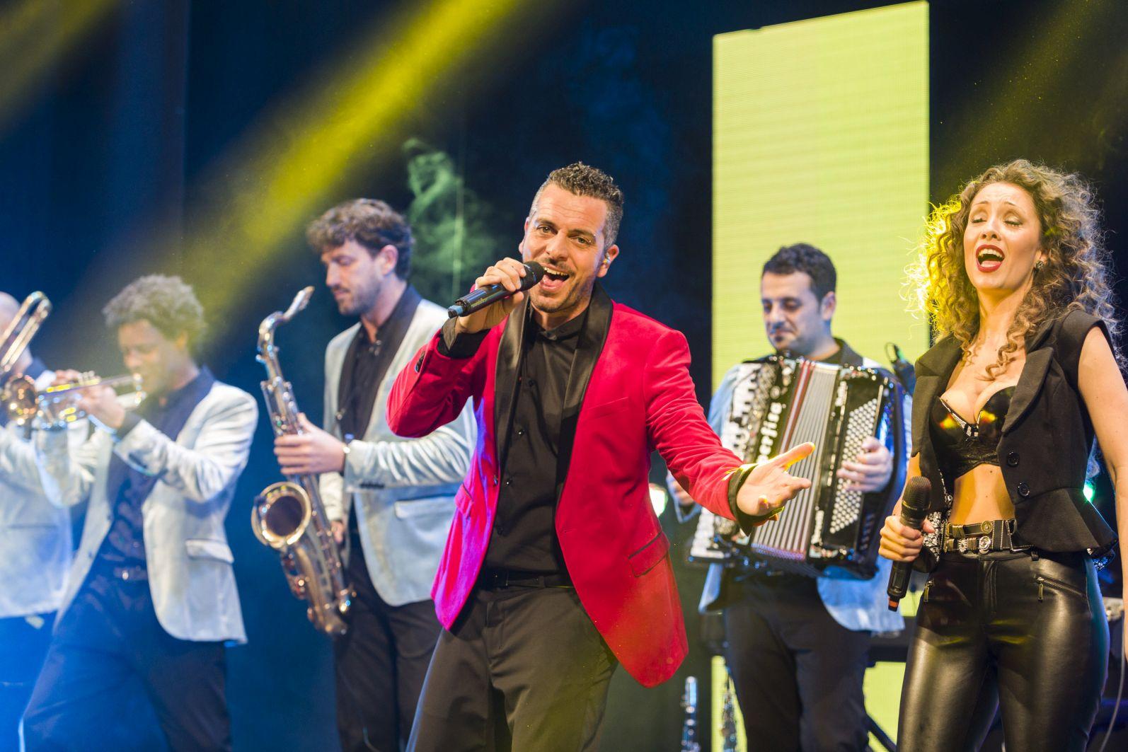 Anche la Sardegna balla con Mirko Casadei