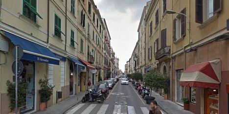 Via Cavour Sassari
