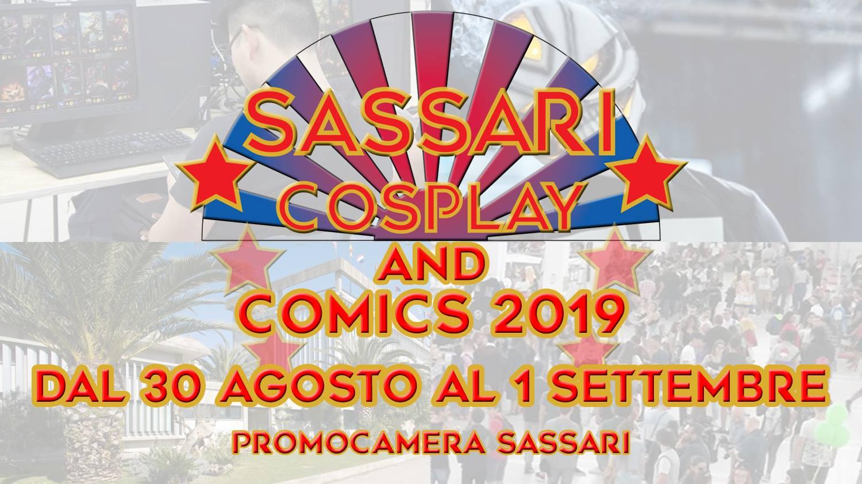 Sassari Cosplay 2019_locandina