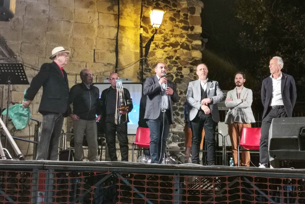Premiazione Candeliere Ploaghese 2019