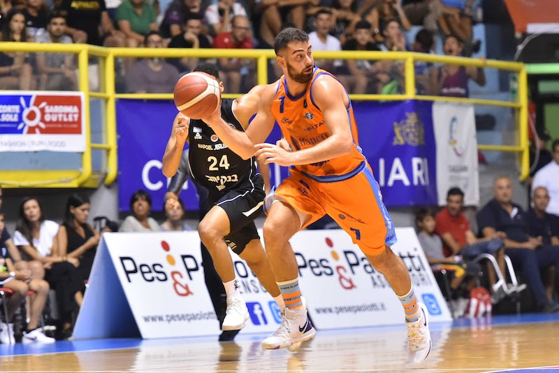 Partita della Dinamo Basket