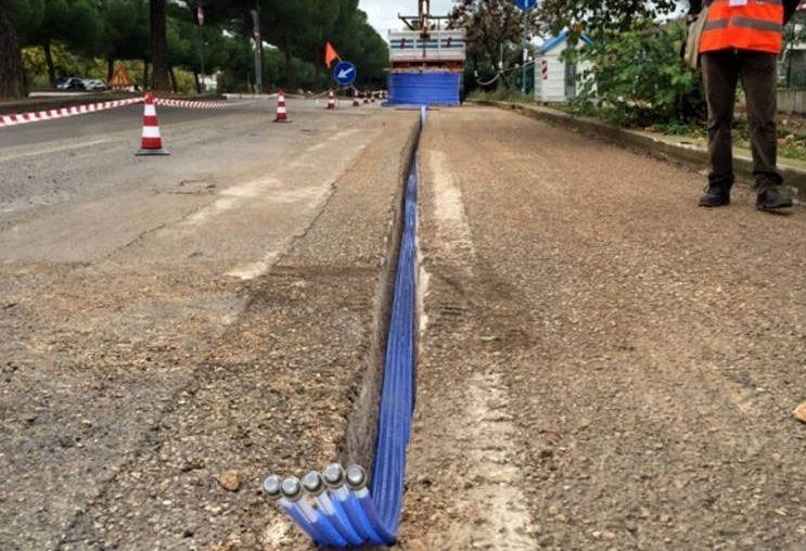 lavori per open fiber a Sassari