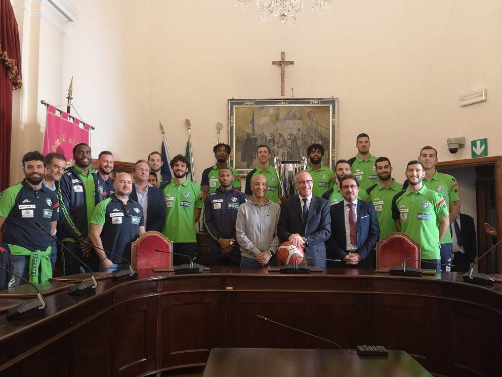 La Dinamo a Palazzo Ducale a Sassari