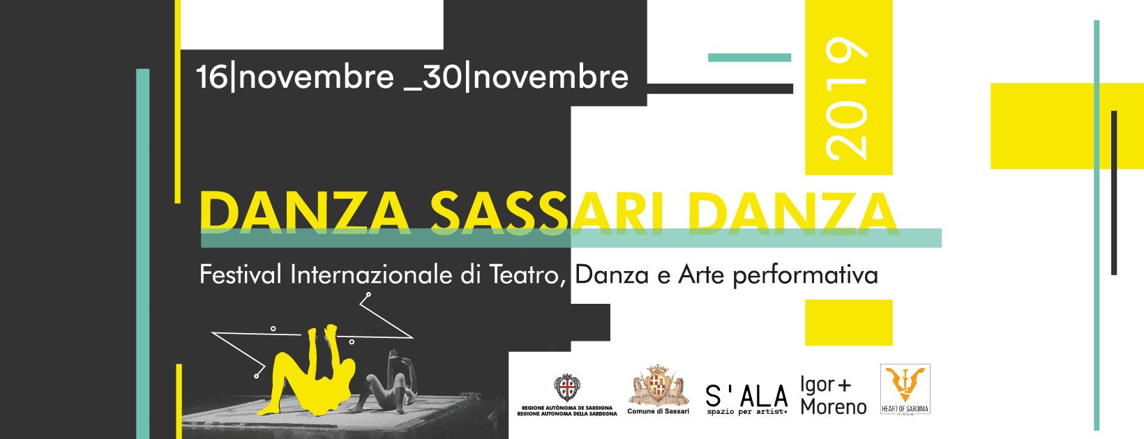 Danza Sassari Danza: ritorna il Festival Internazionale di Teatro, Danza e Arti Performative
