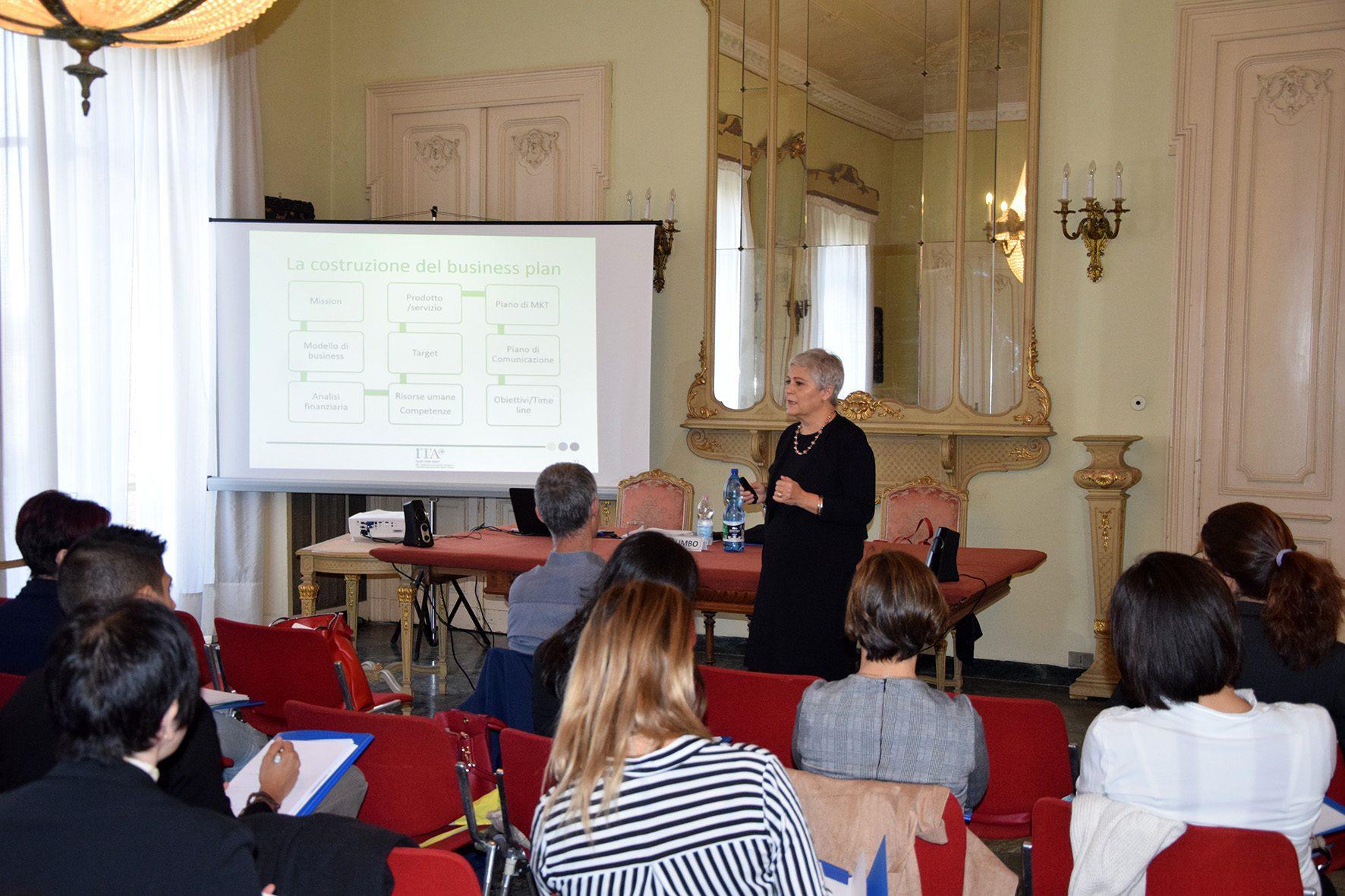 Seminario Storytelling con Rita Palumbo