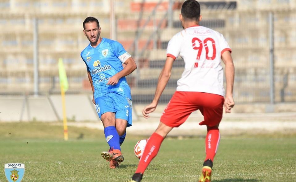 Daniele Bianchi in azione foto di Alessandro Sanna