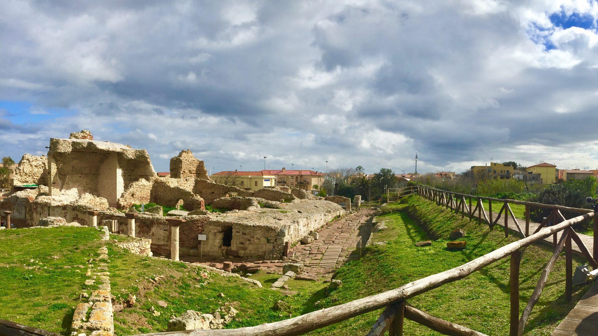 Porto Torres - Antiquarium e Area archeologica di Turris Libisonis
