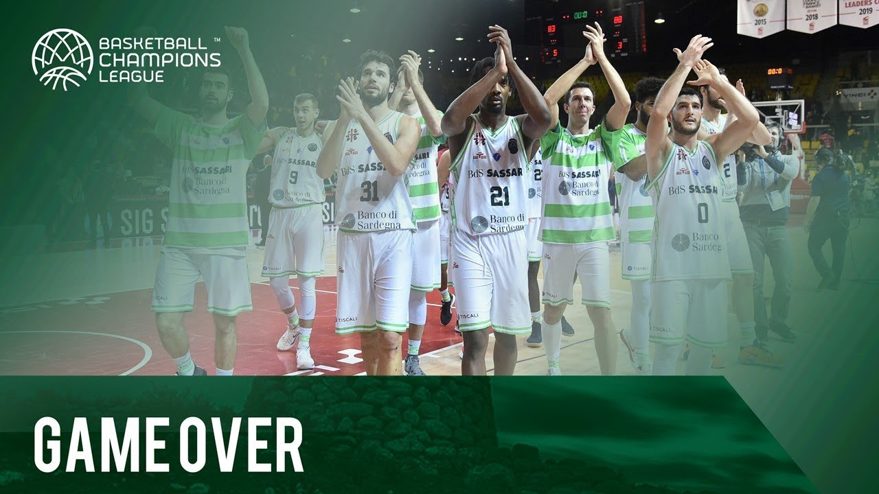 Game over: la Dinamo saluta la Basketball Champions League