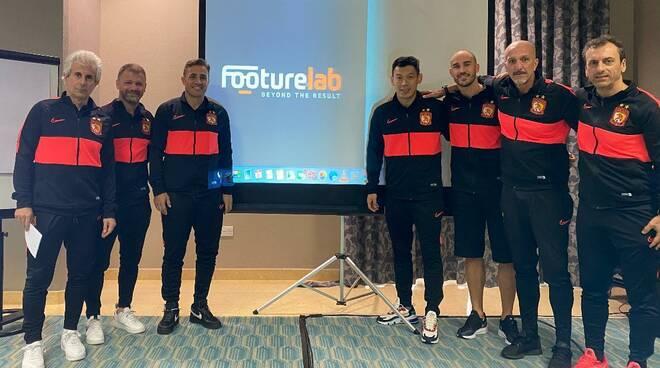 Calcio, software sardo sbarca in Cina: accordo col team allenato da Cannavaro