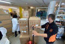 Tutti con l'Azienda Ospedaliera Universitaria: tante le donazioni sin dall'inizio dell emergenza