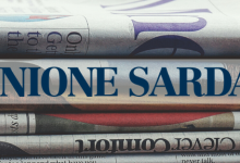 Niki Grauso acquista il quotidiano L'Unione Sarda 15/24