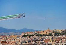 Frecce tricolore a Cagliari, le foto