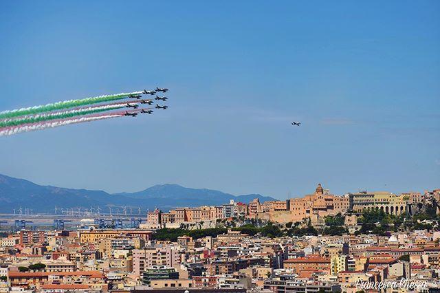 Frecce tricolore Cagliari