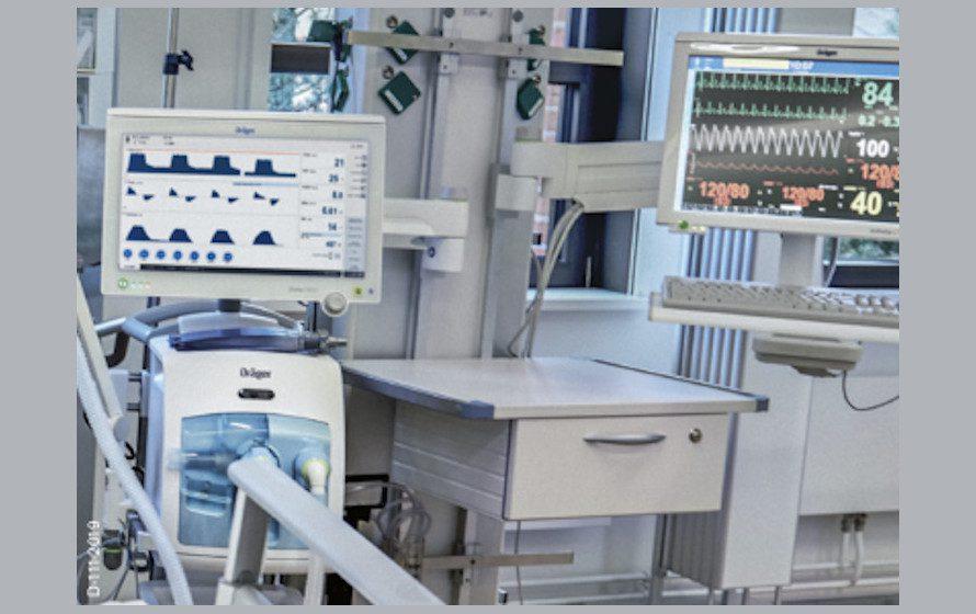 Dalla Fondazione di Sardegna 20 nuovi ventilatori polmonari