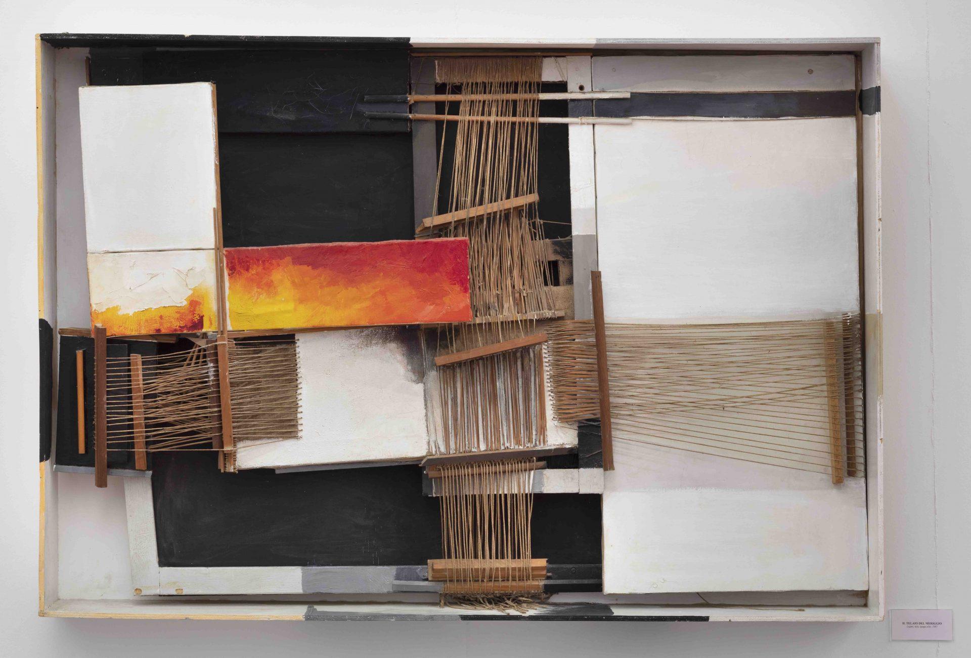 Fame d'infinito: la mostra con le opere di Maria Lai da vedere, sentire e toccare