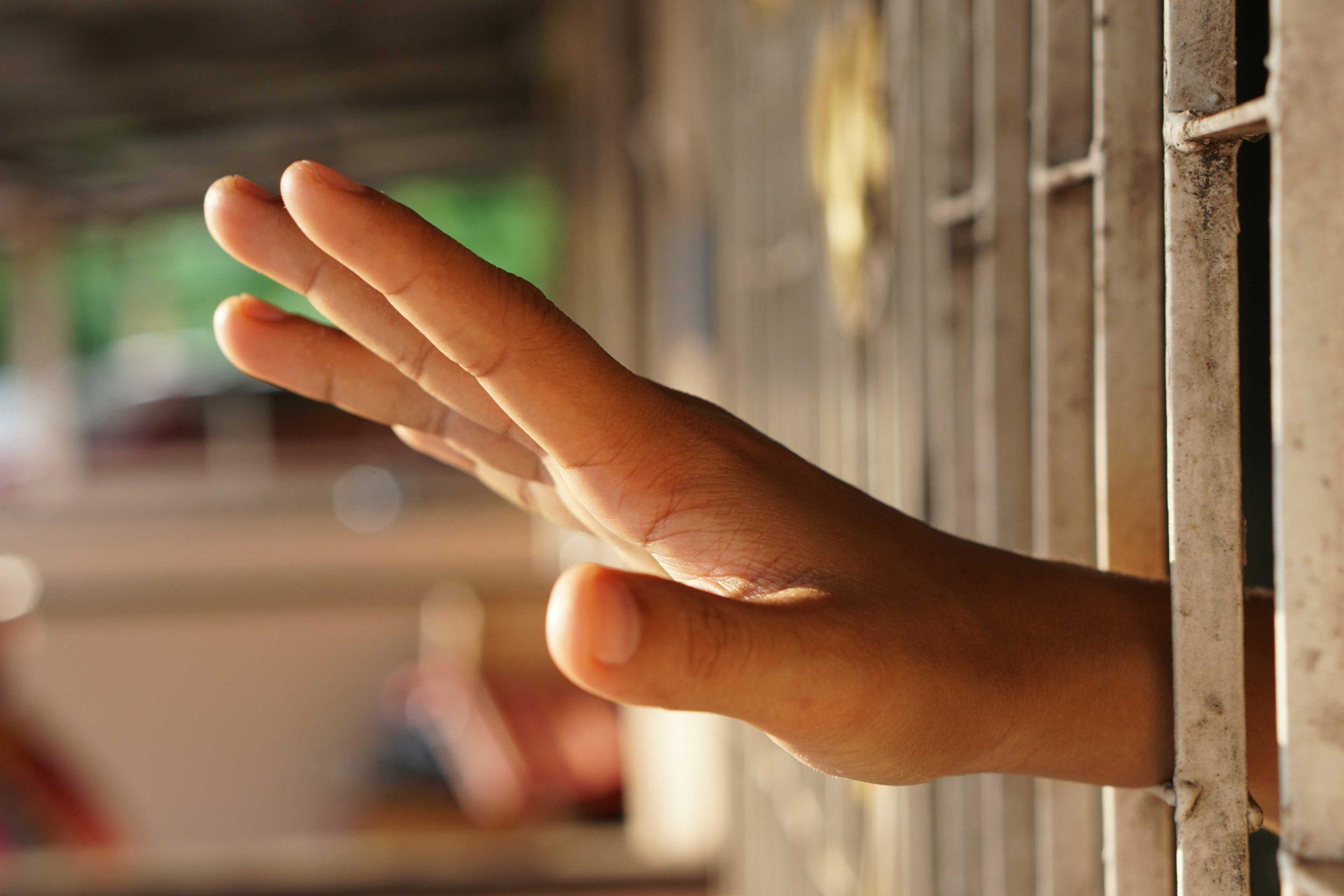 mani carcere