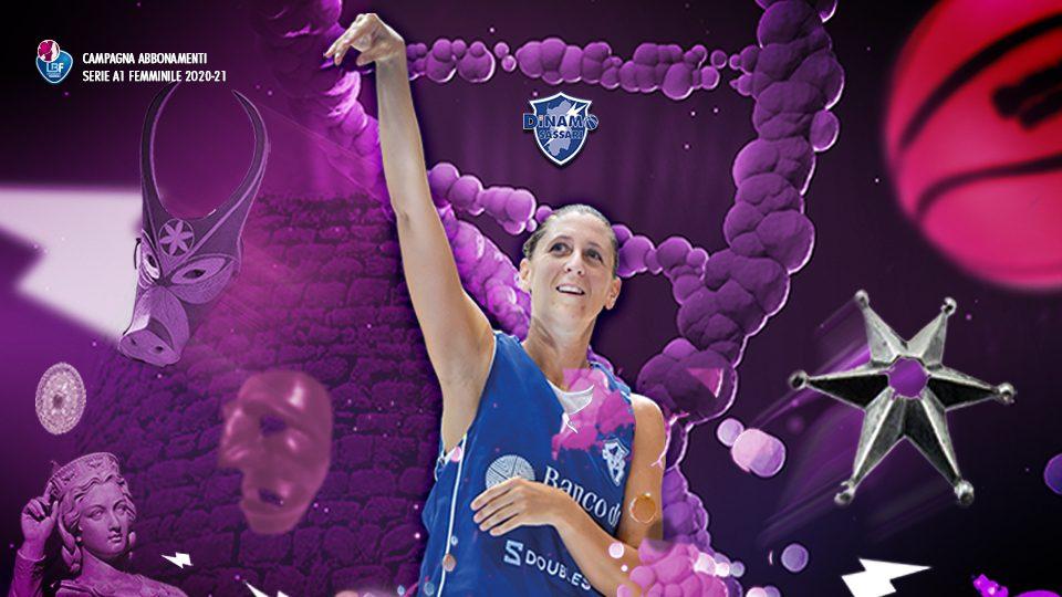 Dinamo Basket Femminile al debutto: iniziata la campagna abbonamenti