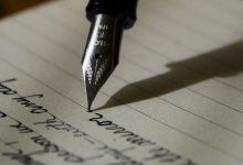 Una lettera allunga la vita