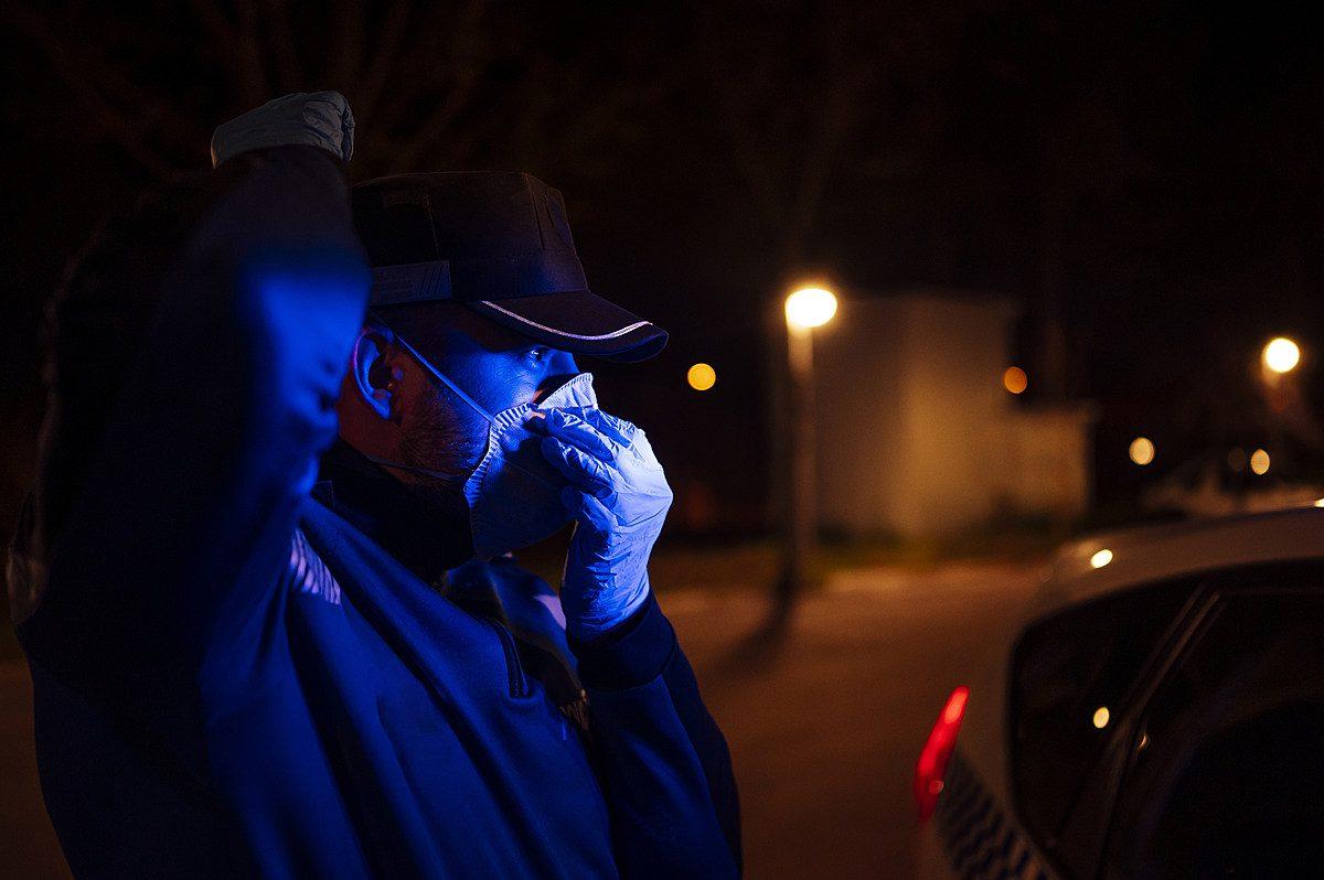 Coronavirus, la Polizia locale ha intensificato i controlli in borghese