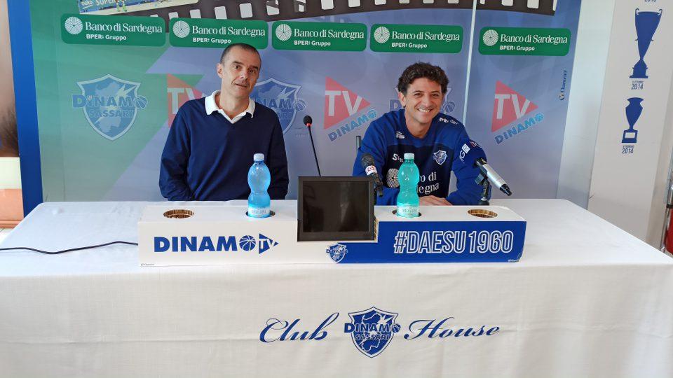 Dinamo Femminile, sabato si scrive la storia