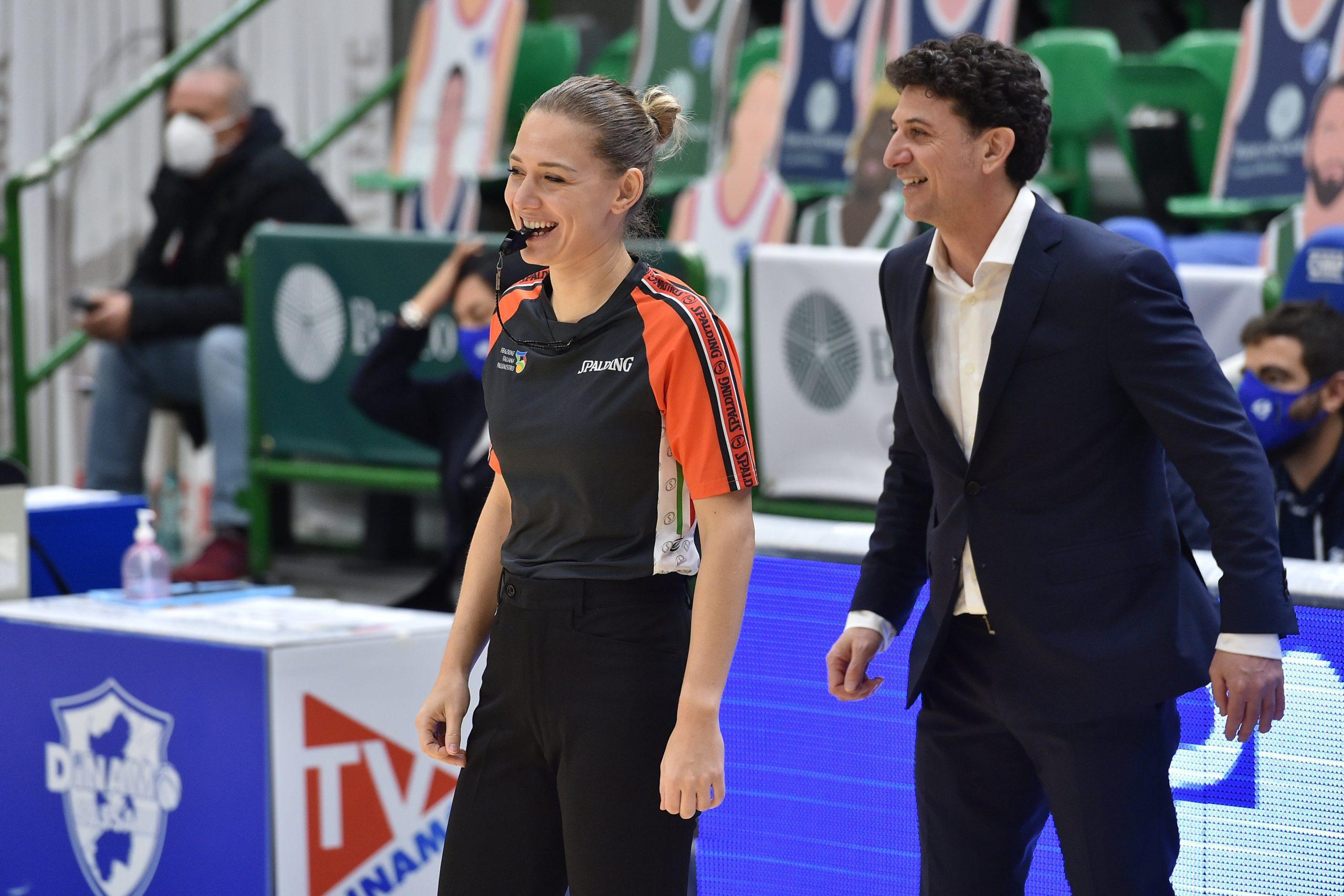Canale Dinamo | Women e coach Restivo ancora insieme