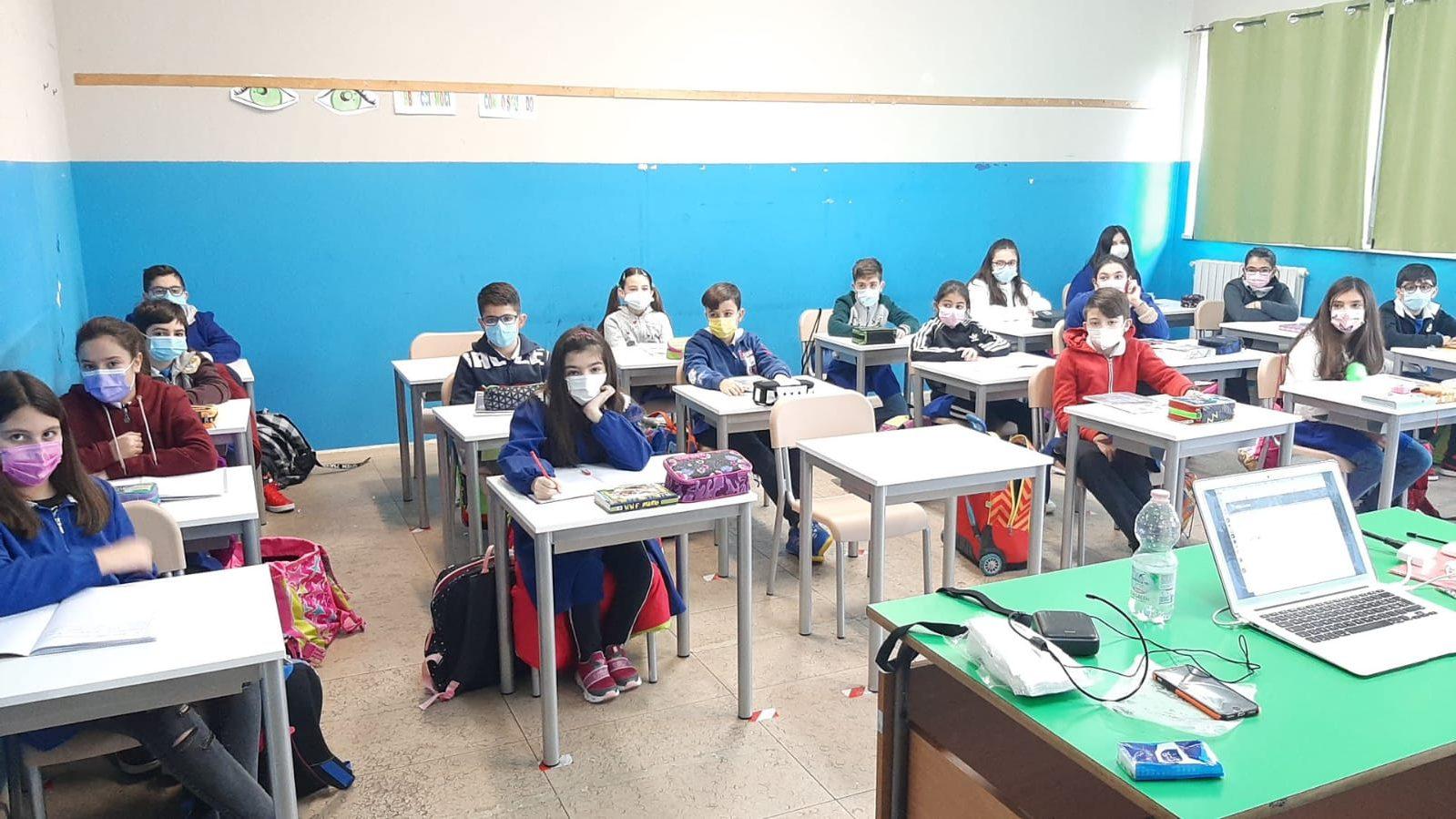 Li Punti, a scuola si parla Sassarese