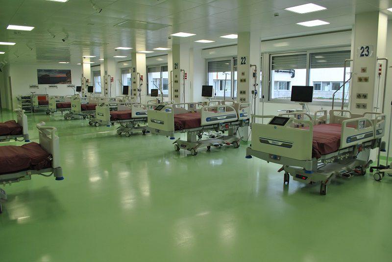 Sassari  |  Attivi e utilizzabili i 30 posti letto nella nuova terapia intensiva