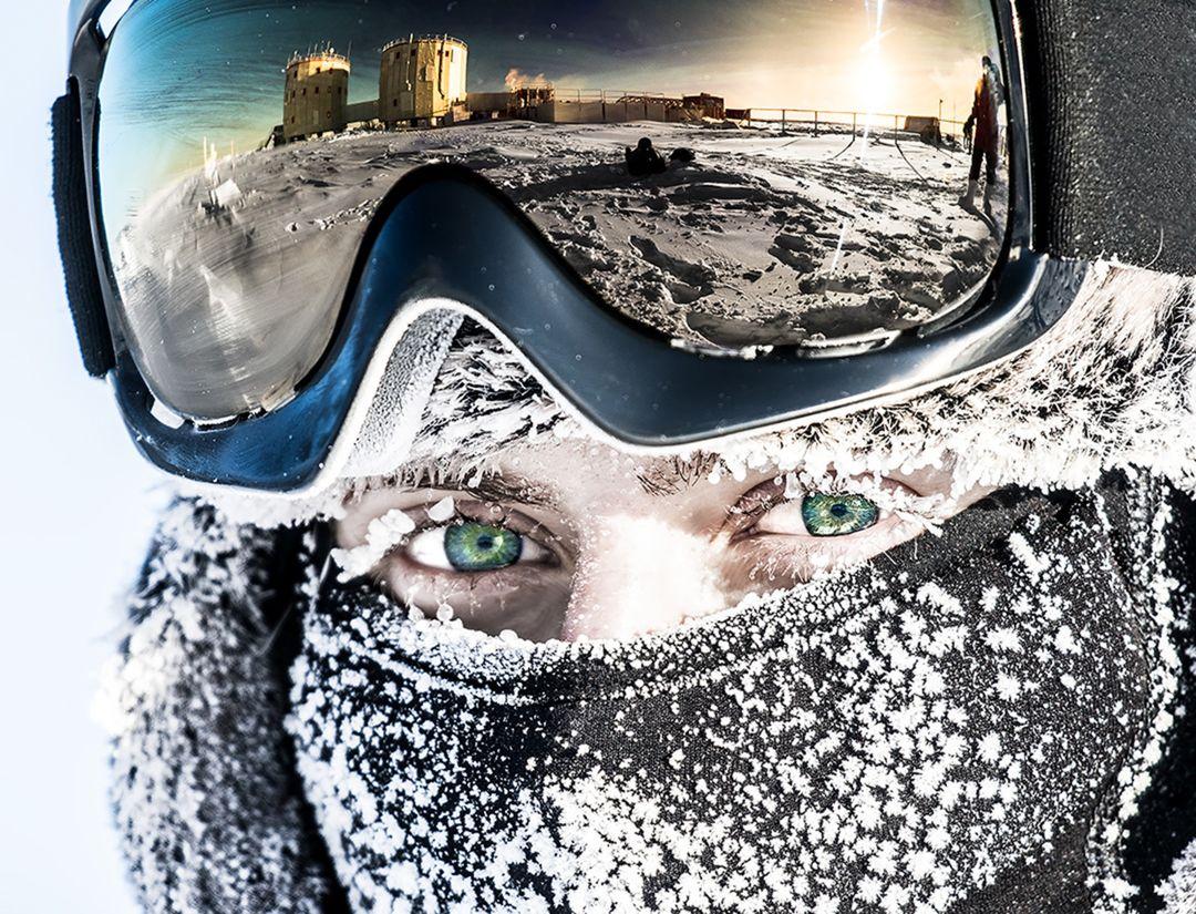 L'intervista   Marco Buttu: il mio sogno ad occhi aperti dalla Sardegna all'Antartide