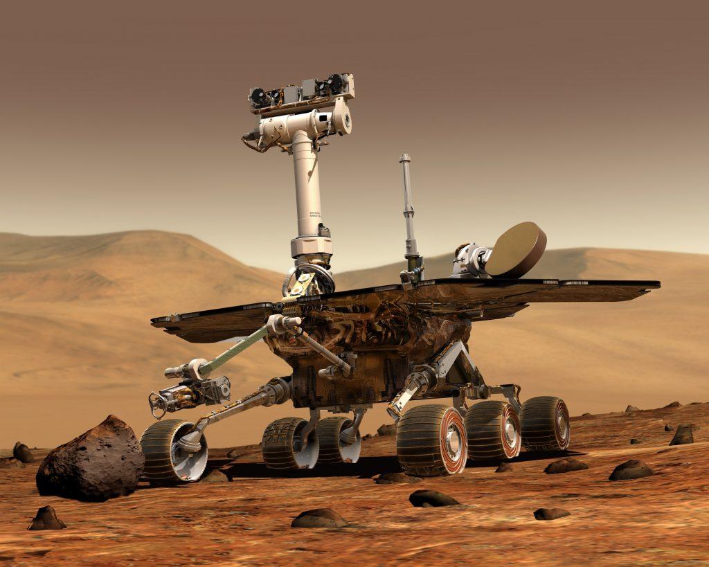 C'è un po' di Sardegna su Marte