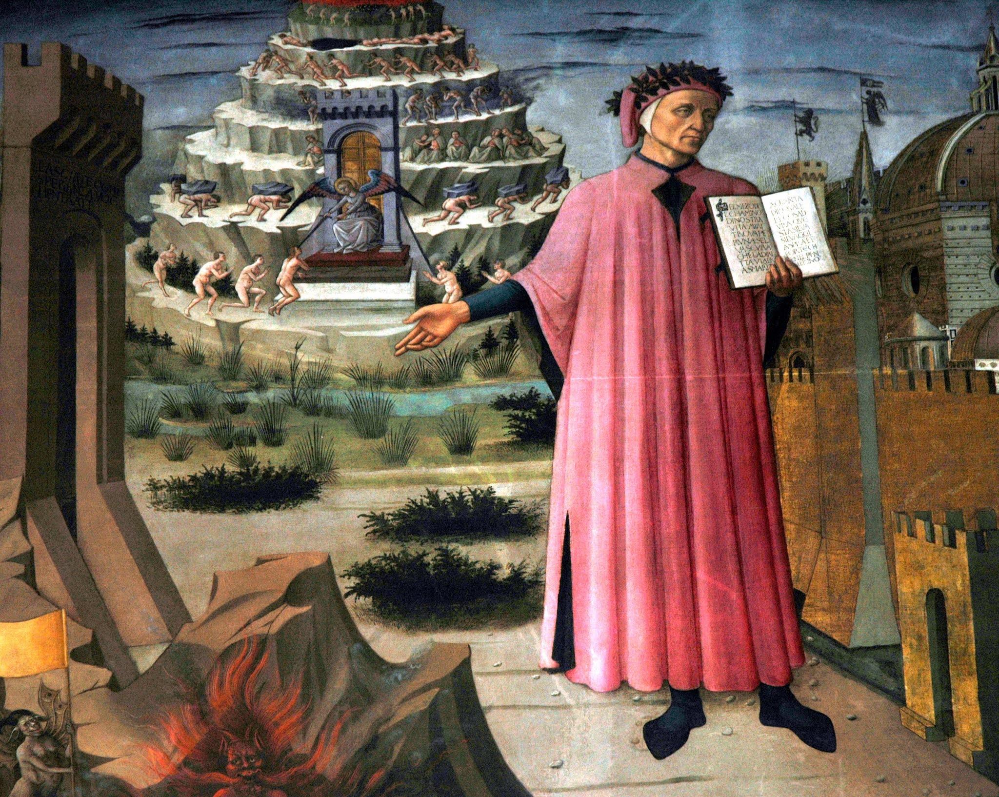 Dante Alighieri è mai stato in Sardegna?