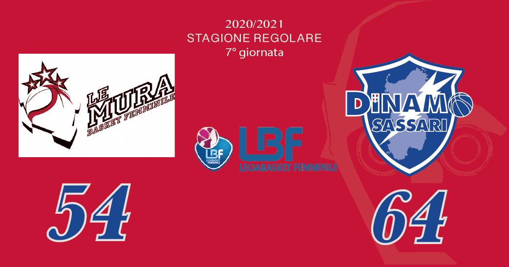 Dinamo Women, a Lucca è finalmente vittoria