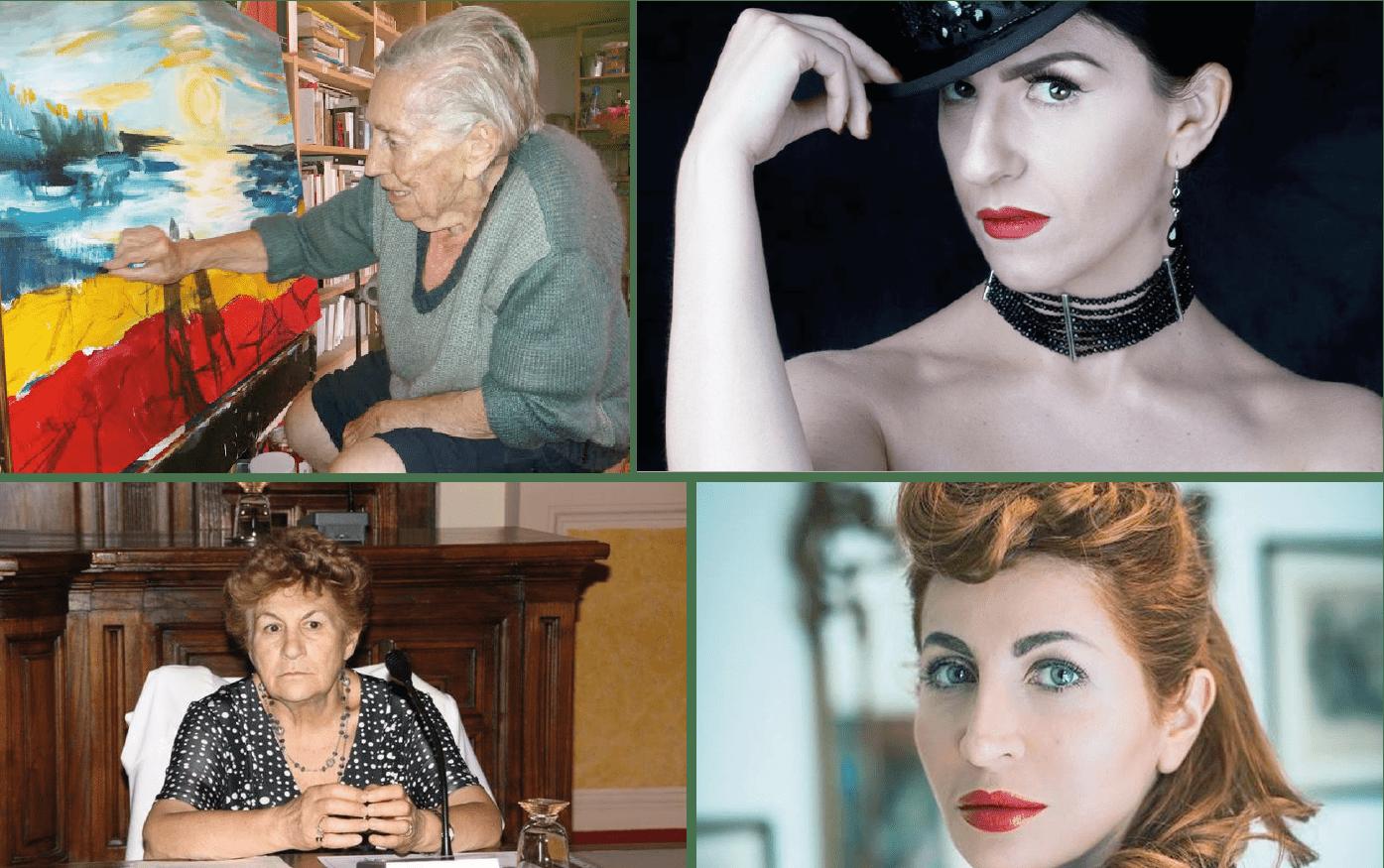Sassari   Premiate 5 donne che hanno dato lustro alla città