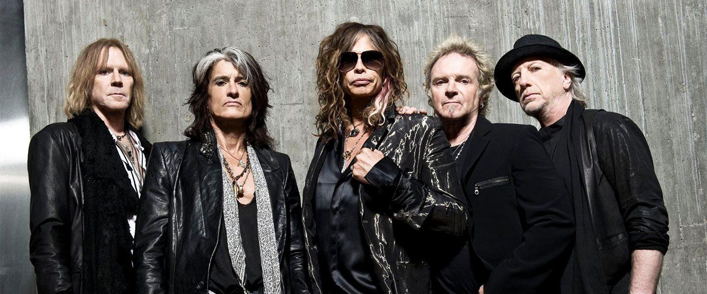 AEROSMITH, la band americana confermata  in Italia il 10 giugno 2022