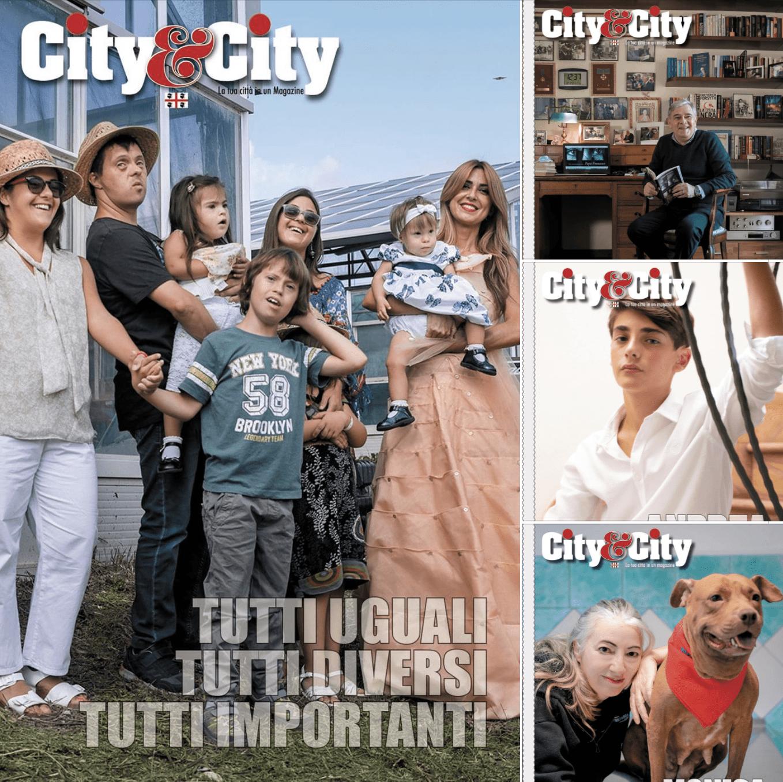 Collezione primavera-estate con City&City!