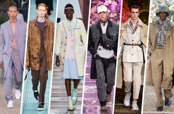 Moda   Abbigliamento maschile? Le tendenze della nuova stagione