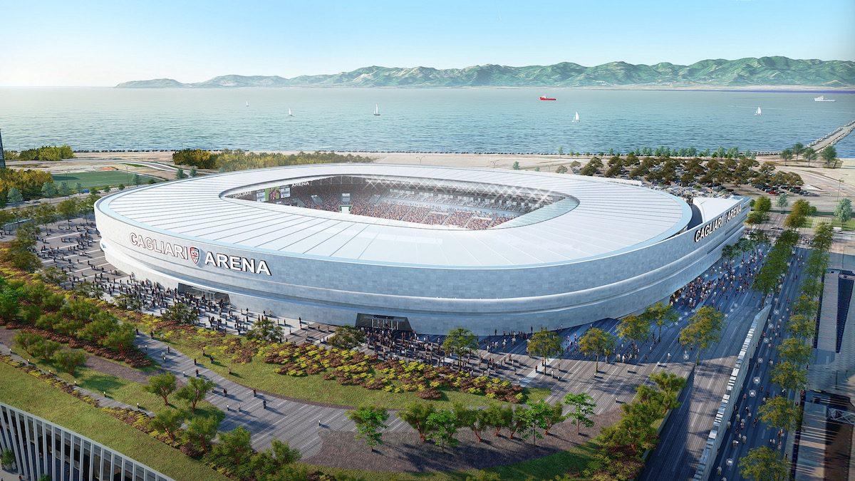 Cagliari –  È corsa a due per il nuovo stadio come General Contractor