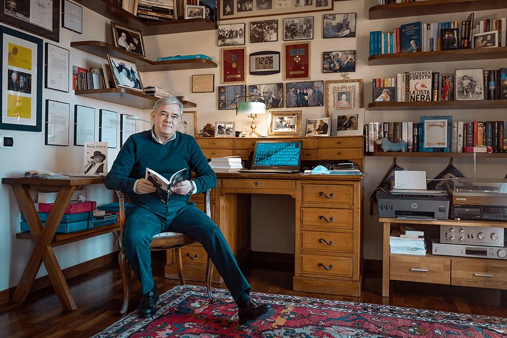 L'intervista   Una conversazione con Gianni Garrucciu