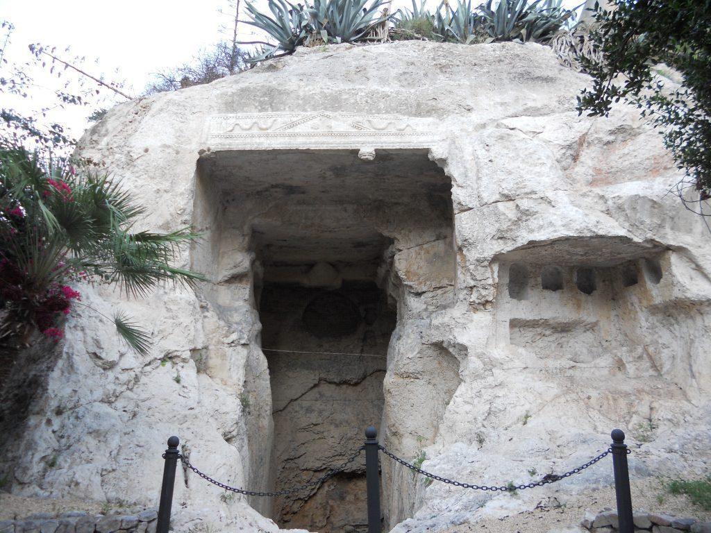 Grotta della Vipera Cagliari Atilia Alberto della Marmora