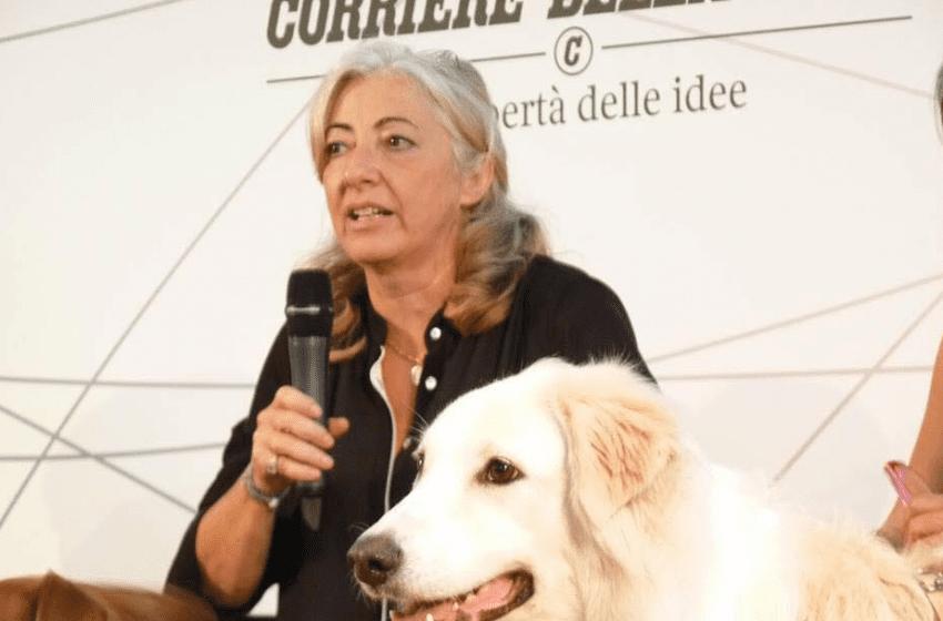 """L'intervista   MONICA PAIS: """"GLI ANIMALI SONO I NOSTRI INSEGNANTI"""""""