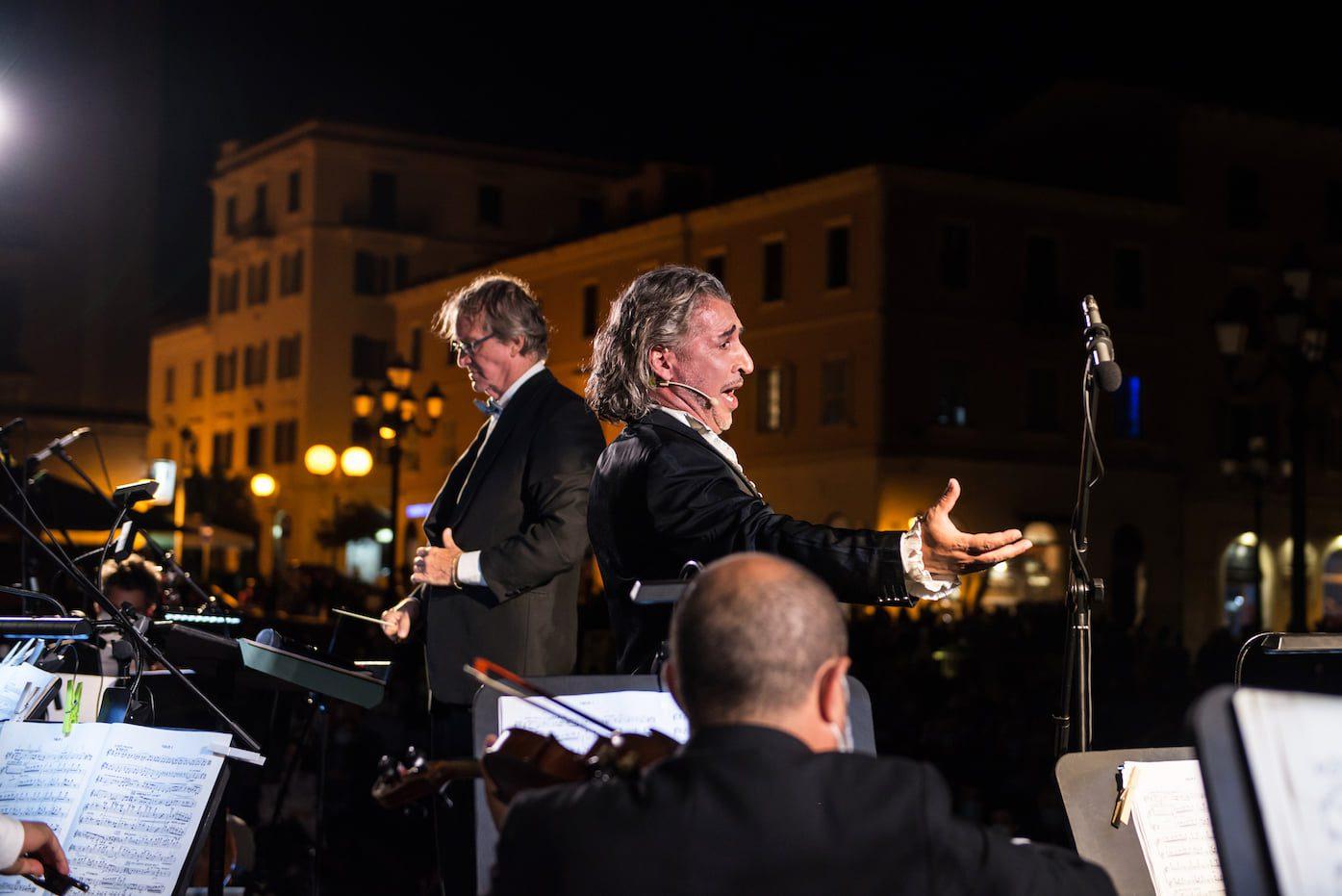 Alberto Gazale, il baritono dell'attualità
