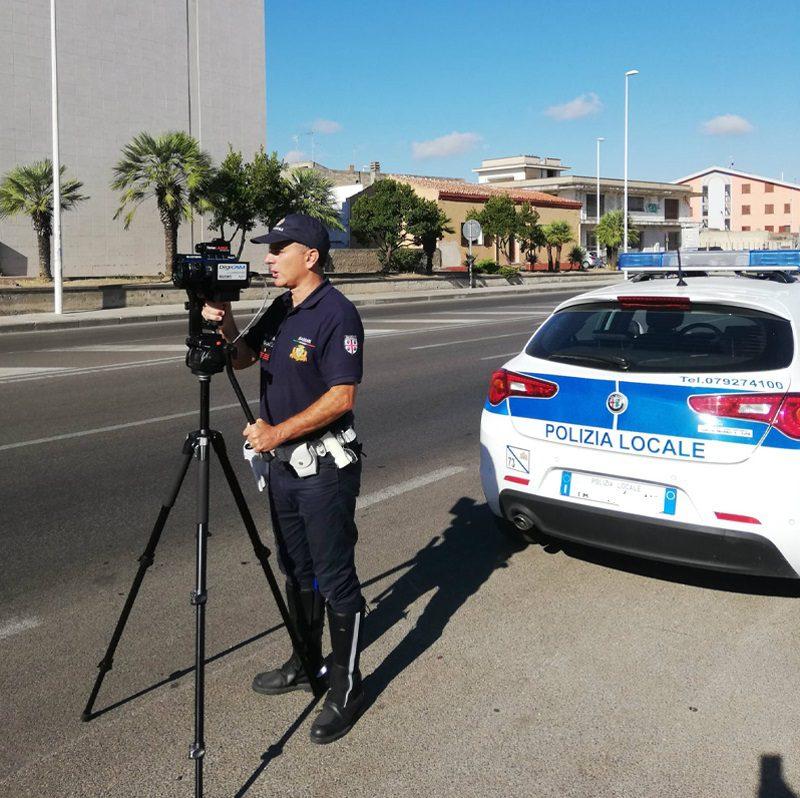 Sassari – Sicurezza stradale, prosegue l'operazione Trasparenza della Polizia locale