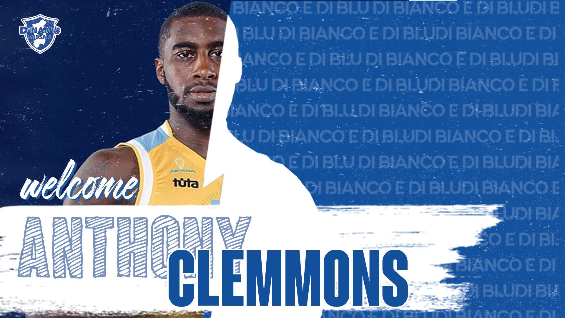 Dinamo, è  il playmaker Anthony Clemmons il colpo finale di mercato