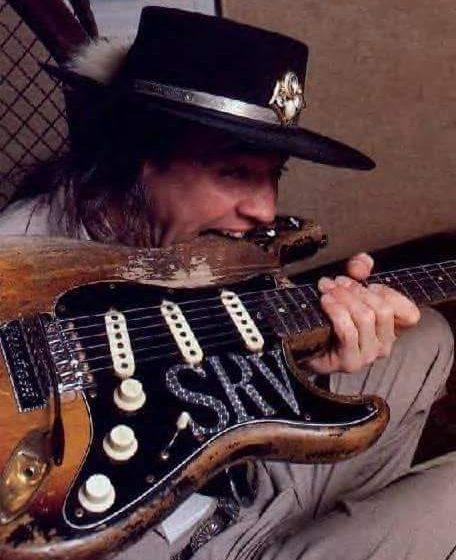 In memoria di Stevie Ray Vaughan, il guitar hero del blues