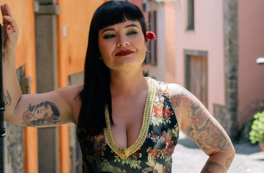 ArròduCovid e le altre canzoni, Claudia Aru torna sul palco e sigla la pace armata con Salmo