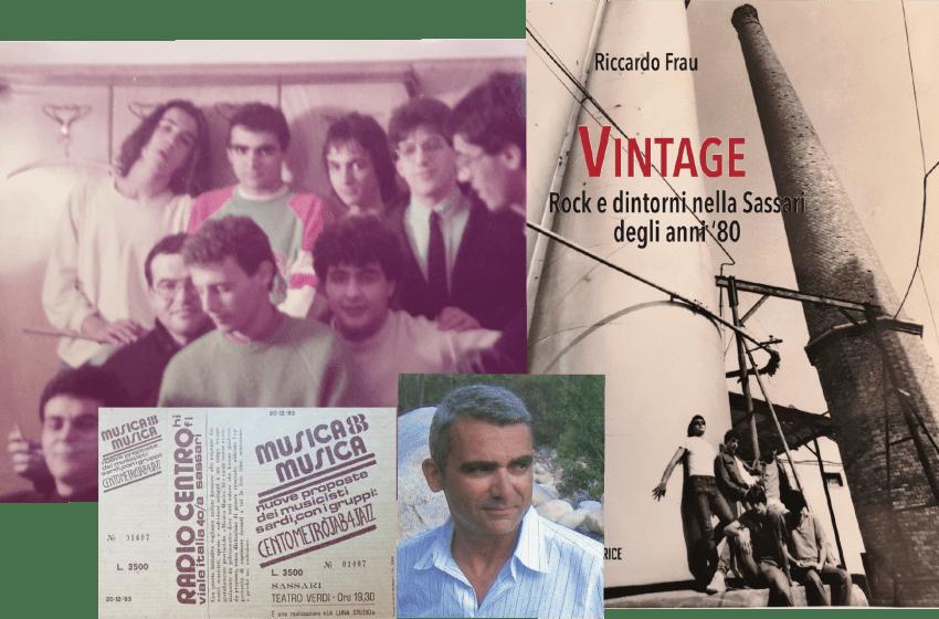 Sassari e dintorni degli Anni Ottanta nel libro revival di Riccardo Frau