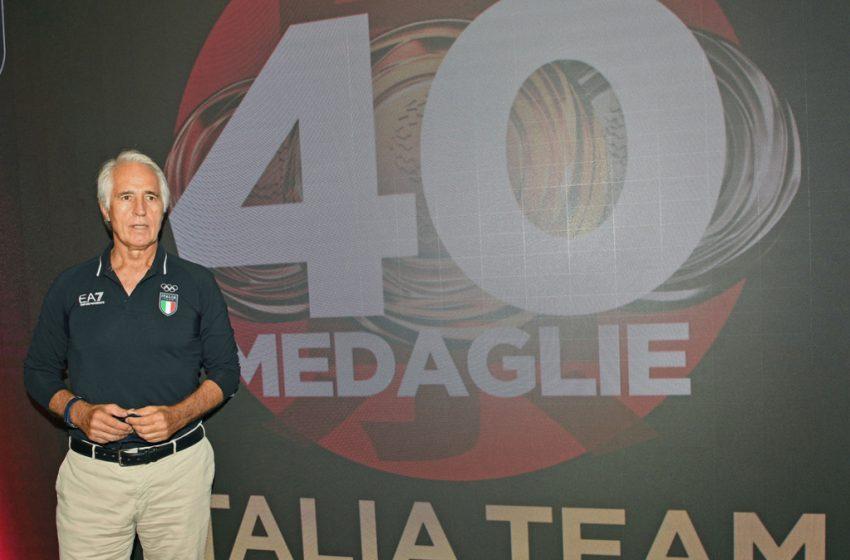 Esclusiva City&City | Febbre a 40 per l'Italia Team! Intervista al Presidente del CONI Giovanni Malagò: «E adesso lo sport in Costituzione»