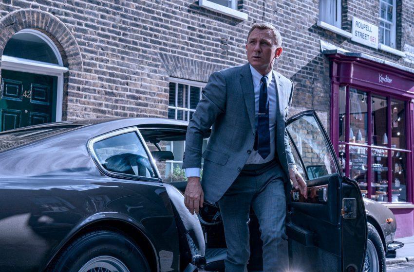 007 come back:  'No Time To Die' è girato anche in Italia