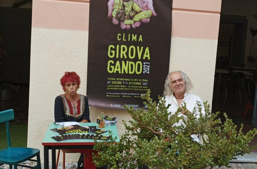 Sassari – Dal 9 all'11 settembre Arte in Strada fa rima con Girovagando